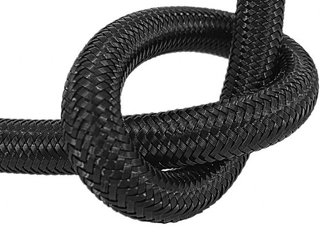 BCD Hose Din / QD DELUXE BRAIDED 69 or 91cm - Fits Most Buoyancy Jackets